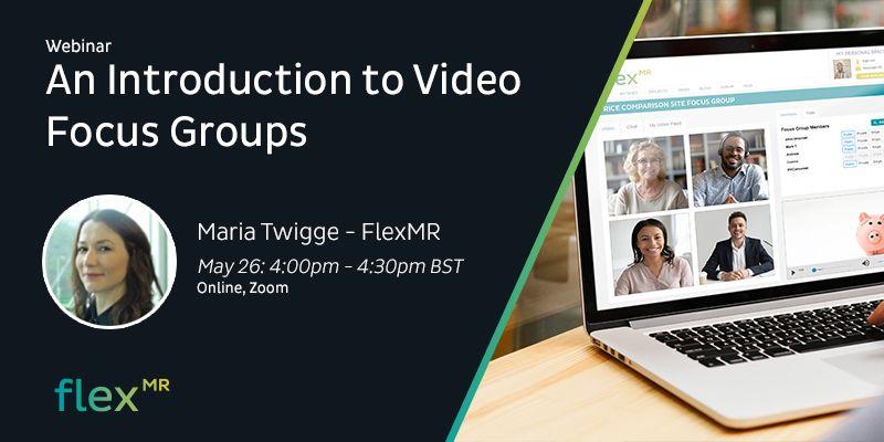 Focus Group Webinar