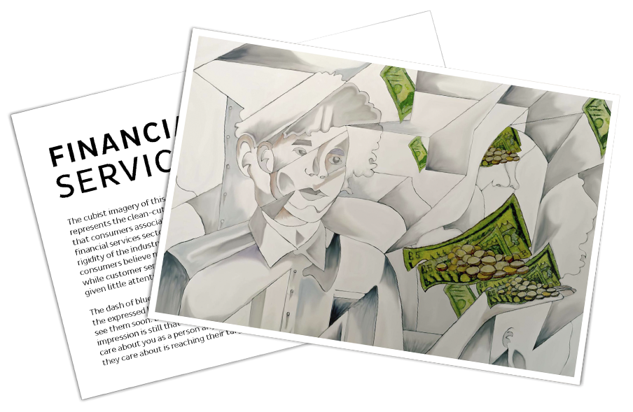 Insight Postcard - Financial Services