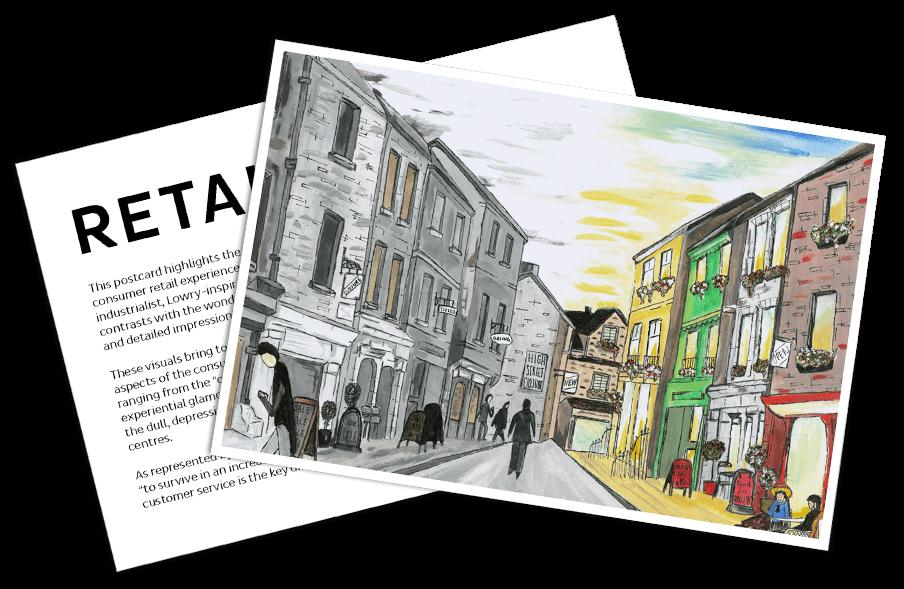 Insight Postcard - Retail